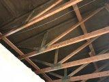 Zabezpieczenie ppoż konstrukcji drewnianej stropu